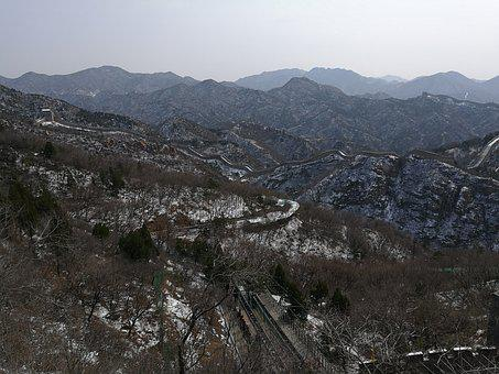 The Great Wall, Winter, Snow