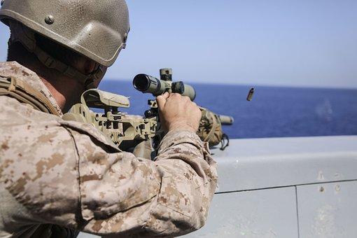 Marines, 6th Marine Regiment, Blt 3 6, Usmc