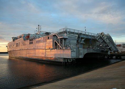 Usns Yuma, Epf 8, Military Sealift Command