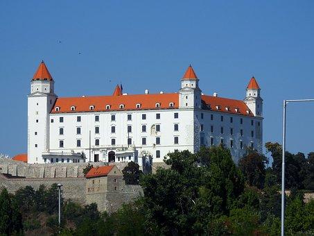 Castle, Bratislava, Monument