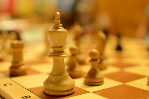 Chess, Chess Chess Board, Chess Piece, King, Figures