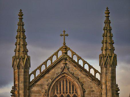 Church, Architecture, Religion, Inverness