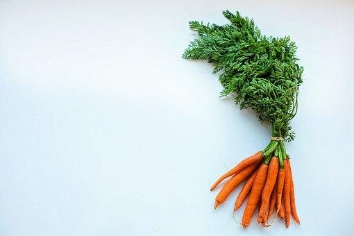 Carrots, Food, Healthy, Fresh, Diet, Vegetarian