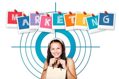 Marketing, Customer, Kundin, Woman, Center