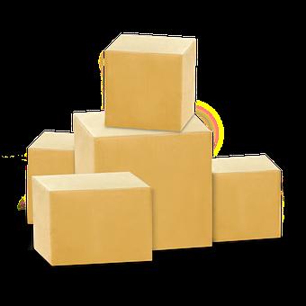 Parcel, Parcels, Packages, Delivery, Box, Service