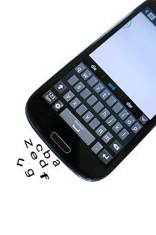 Mobile Phone, Mobile, Smartphone, Phone, Touch Screen