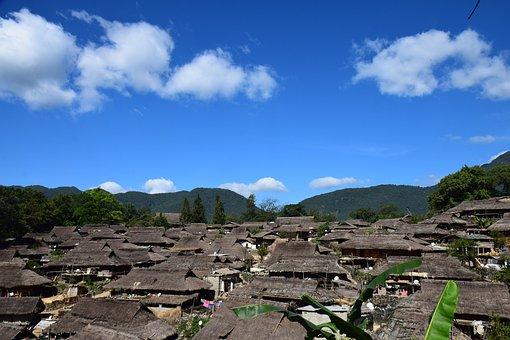 Weng Ding, Wa, Village