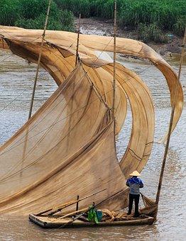 Xiapu, Floating Network, Landscape