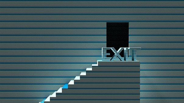 Truman, Exit, 3d