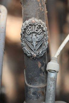 Bike, Frame, Brake