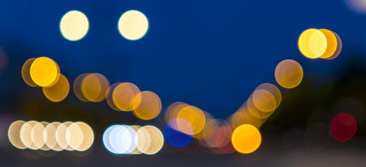 Background, Bokeh, Blur, Header, Banner, Circle