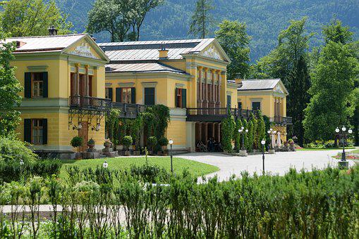 Imperial Villa, Bad Ischl, Historically, Hunting Seat