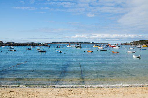 St Mary's, Isles Of Scilly, Scilly, Isles, English