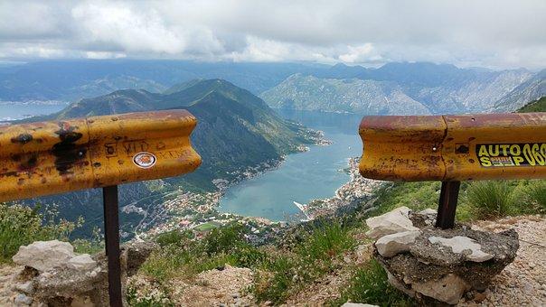 Montenegro, Balkan, Landscape, Mountains