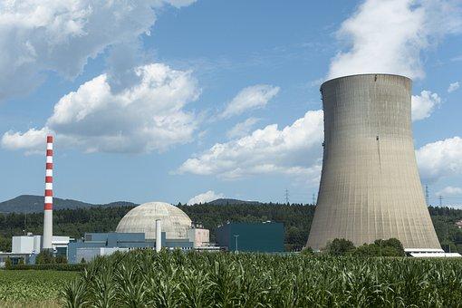 Nuclear Power Plant, Energy, Nuclear Power