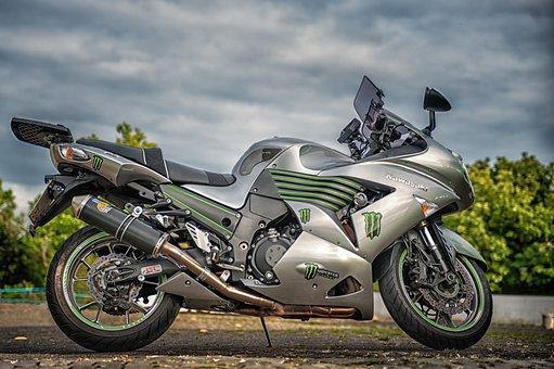 Kawasaki, Zzr, 1400, Rursee