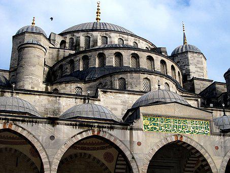 Mosque, Turkey, Istanbul, Architecture, Muslim, City