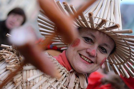 Carnival, Food, Pleasure, Hilarity, Autumn, Meat, Roast