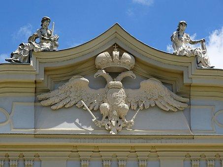 Féltoronyi, Austria, Castle, Building, Baroque