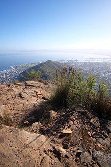 Cape Town, Signal Hill, Table Bay, Cape Town Harbour