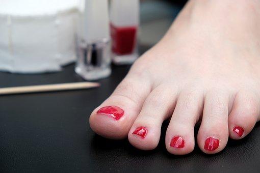 Foot, Foot Care, Ten, Barefoot, Skin, Fusspflege