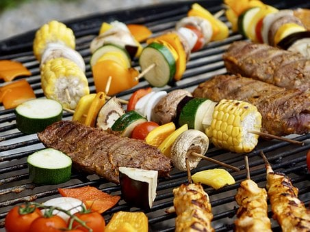Grilling, From The Tablegrill, Grilled Meats, Kebab
