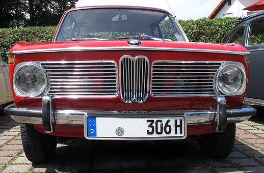 Oldtimer, Bmw, Collector's Item, Classic, Historically