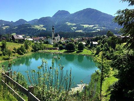 Reith, Alpbach Valley, Tyrol, Kufstein Country