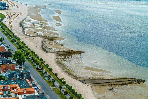 Laboe, Beach, Baltic Sea, Water, Mecklenburg, Coast