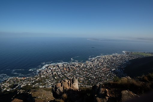 Sea Point, Cape Town, Robben Island, Lion's Head