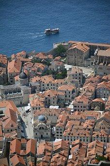 Dubrovnik, Old Town, Tourism, Dalmatia, Unesco