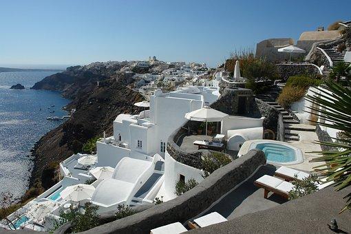 Perivolas, Greece, Vacation, Accomodation, Summer