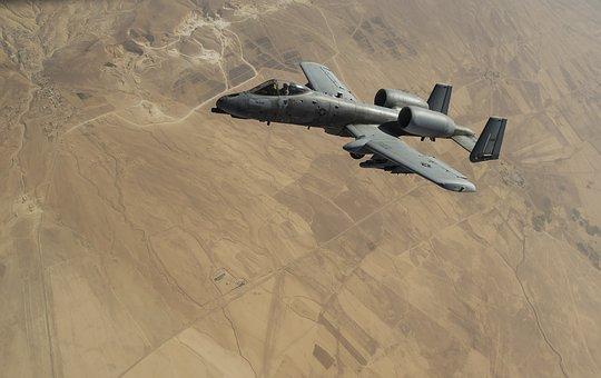A-10, Warthog, Aircraft, Usaf, United States Air Force