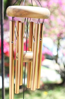 Wind, Chime, Hanging