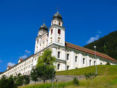 Church On The Hill, Place Of Power, Herrliberg