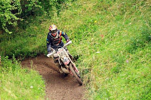 Motocross, Enduro, Cross, Motorcycle, Dirtbike