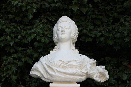 Monument, Witelsbach, Linderhof, Biste