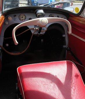 Oldtimer, Messerschmitt, Cabin Scooter, Fend