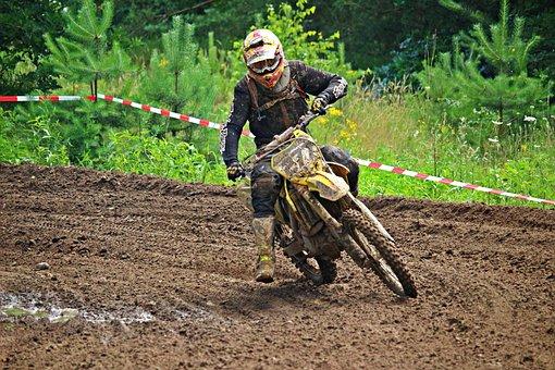 Motocross, Dirtbike, Enduro, Dirt Bike, Motocross Ride