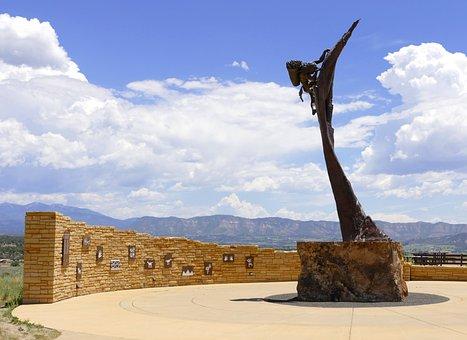Mesa, Verde, Colorado, Pueblo, Native, American