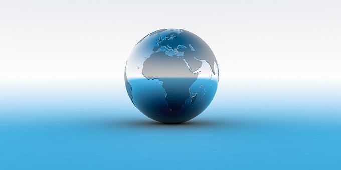 Globe, World, Earth, Planet, Earth Globe, Sphere, Map