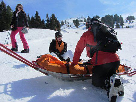 Winter Holiday, Runway, South Tyrol, Sassolungo