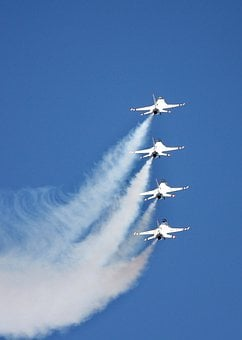 Reno Airshow, Airplanes, Air Show, Military Jets