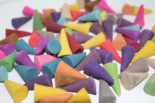 Aroma, Aromatherapy, Healing, Collar, Color, Kkokkal