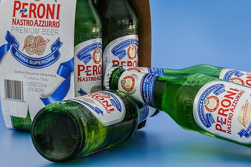 Cold Beer, Drink, Alcohol, Beverage, Party, Bottle