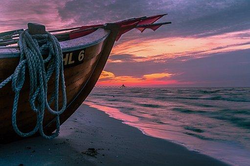 Ahlbeck, Usedom, Seaside Resort, Baltic Sea, Holiday