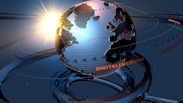 Digitization, Test, Logo, Show Me, Application