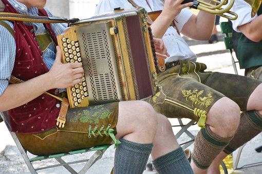 Music, Musical Instruments, Musicians, Customs, Men