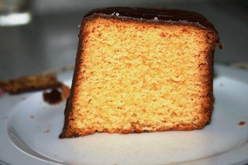 Chocolate, Cake, Delicious, Bake, Sweet, Piece Of Cake