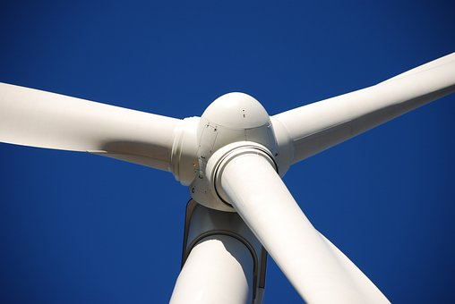 Windmill, Wind, Wind Turbine, Electric, Power